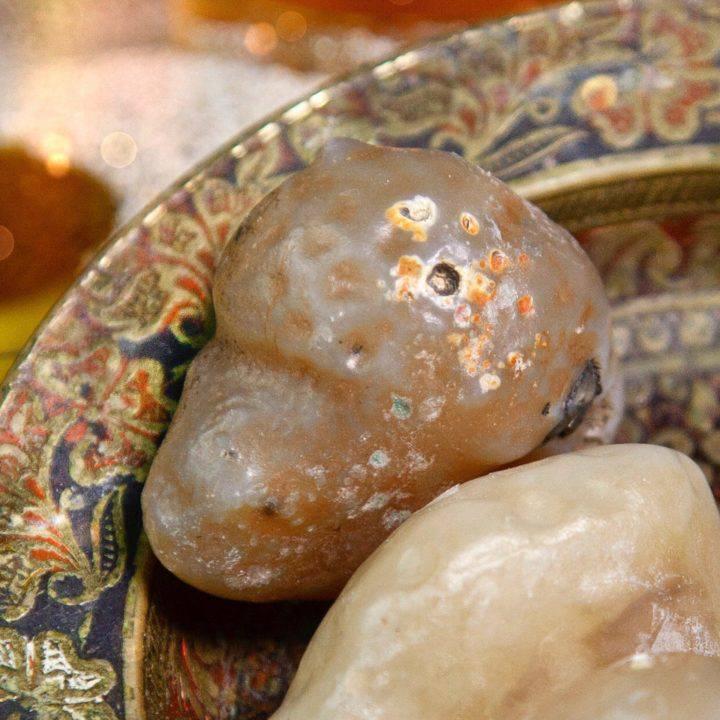 Aura Clearing Gobi Desert Agate