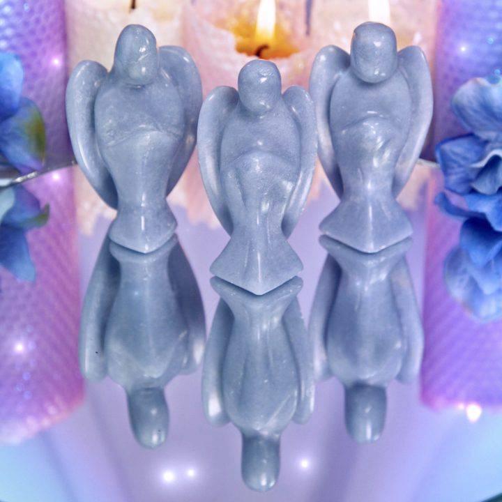 Celestial Guidance Angelite Angels