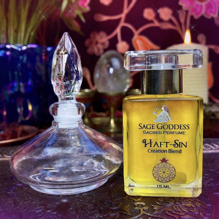 Haft-Sin Perfume