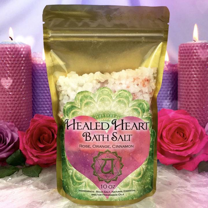 Healed Heart Bath Salt