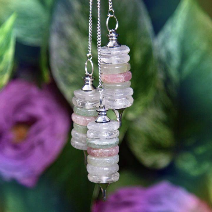 Heart Chakra Pendulums