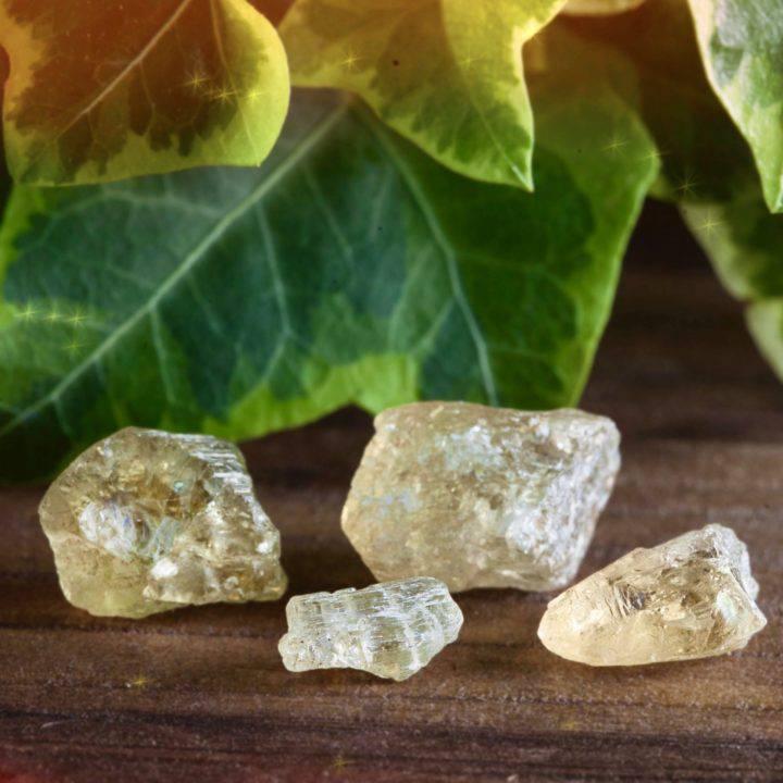 Natural Scapolite