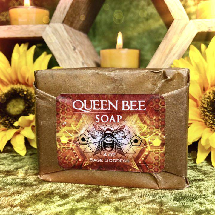 Queen Bee Cold Process Soap