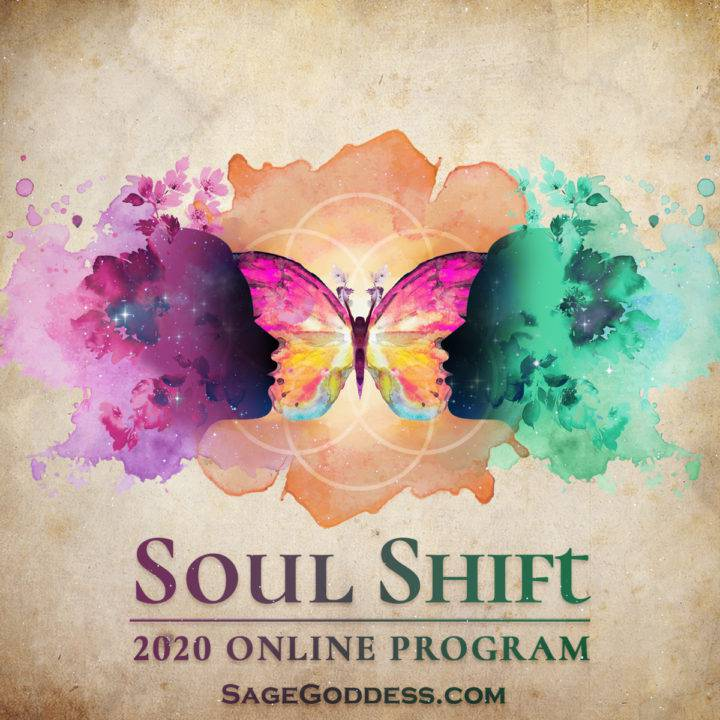 Sage Goddess 2020 Soul Shift Classes