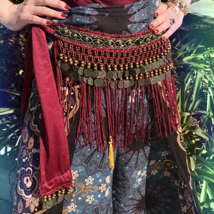 Shakti Belly Dance Belts