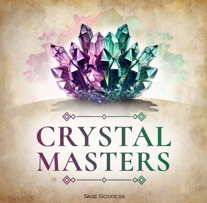 Sage Goddess 2020 Crystal Masters Classes