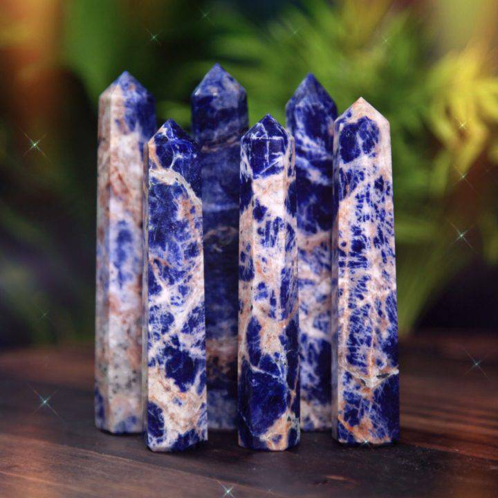 Sunset Sodalite Creative Leadership Generators