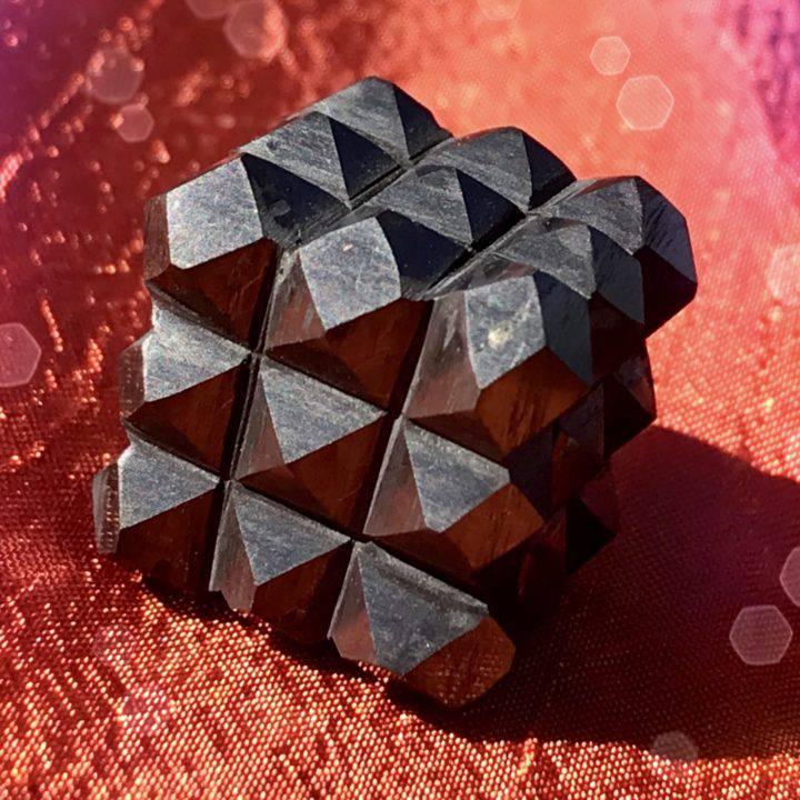 Shungite Power Cubes