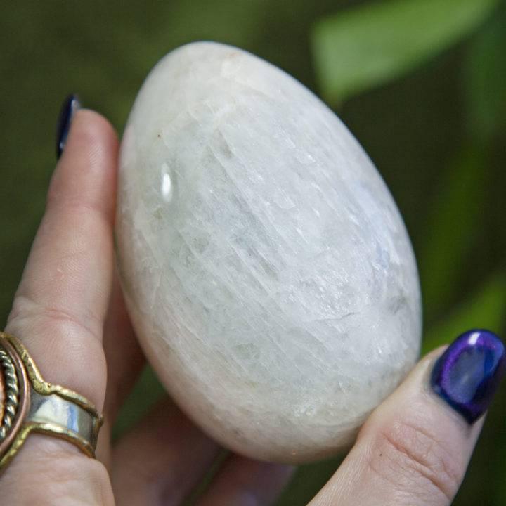 Natrolite Egg