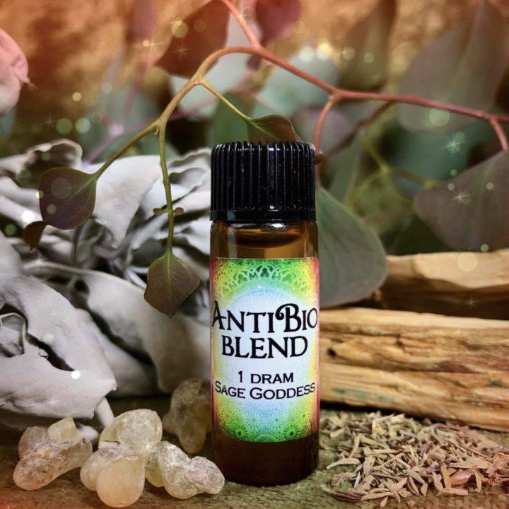 AntiBio Perfume Blend
