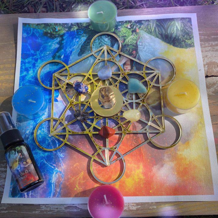 Gaia Elemental Healing Set