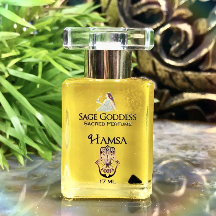Hamsa Perfume