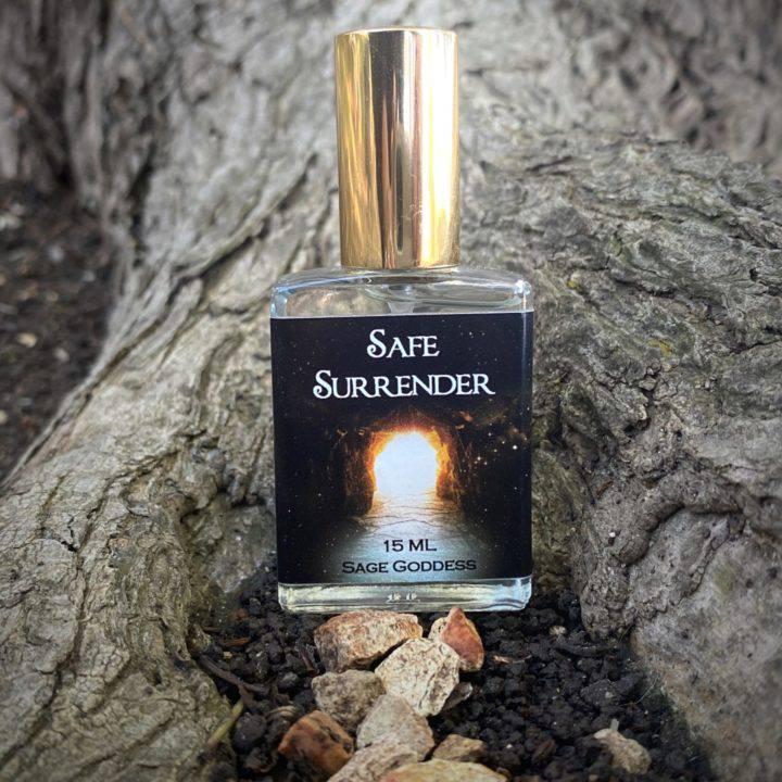 Journey Perfume Trio Part I: Safe Surrender
