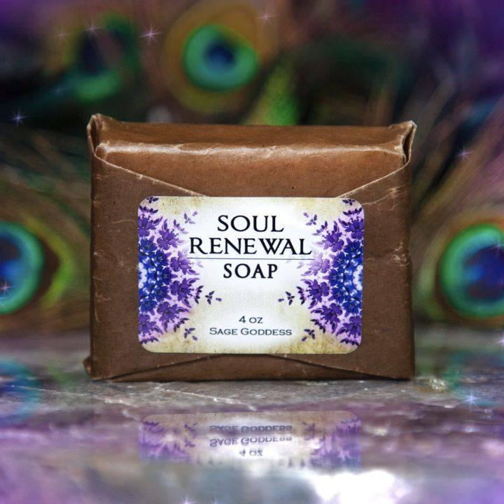 Soul Renewal Soap
