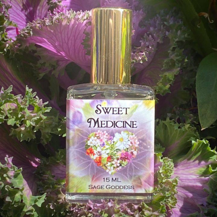 Journey Perfume Trio Part III: Sweet Medicine