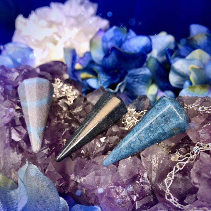 Trolleite Attraction and Manifestation Pendulums
