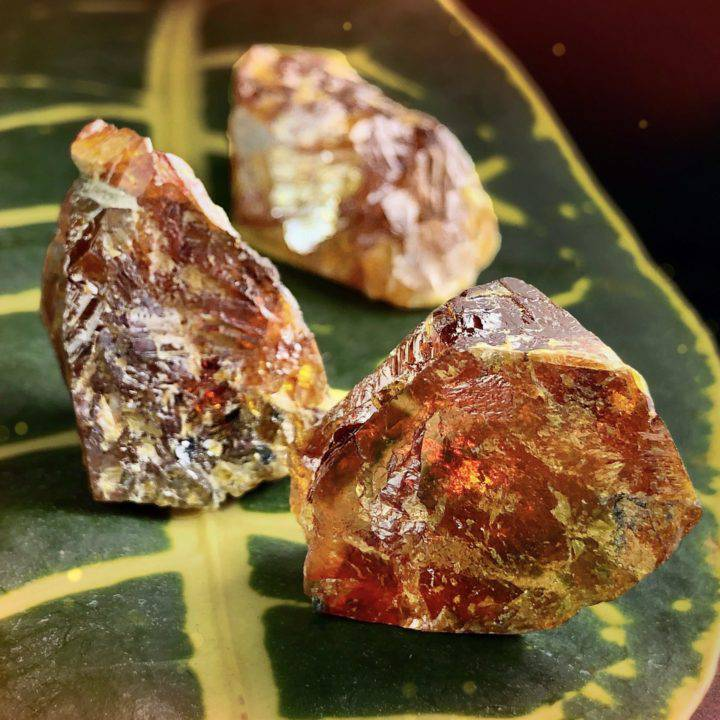 Spiritually Grounding Sphalerite