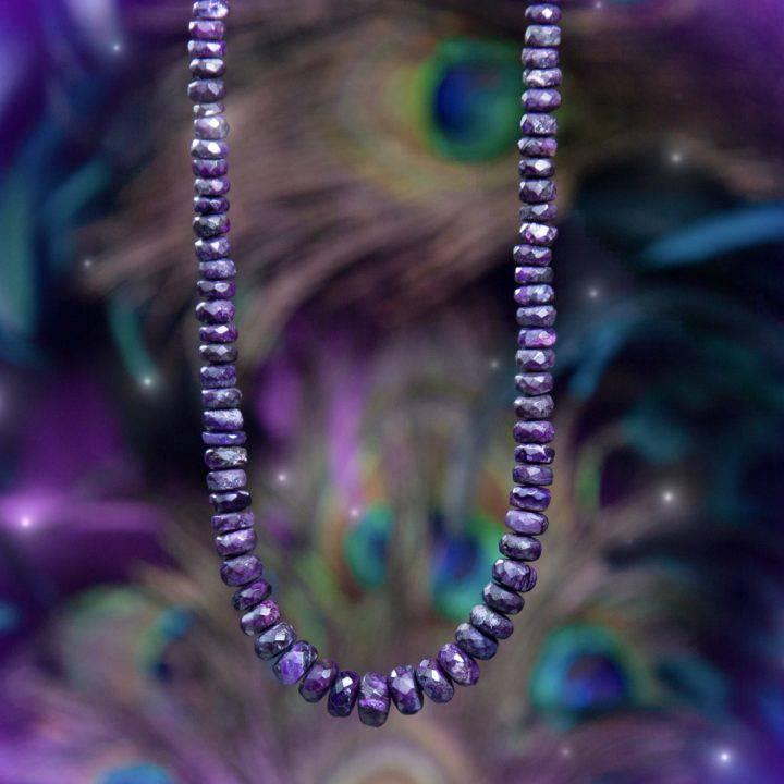 Sugilite Necklaces