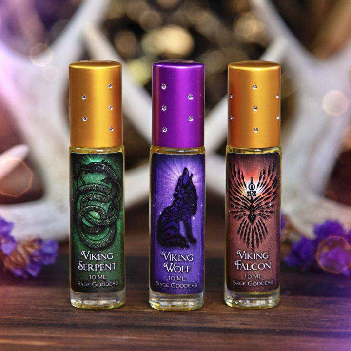 Viking Perfume Trio