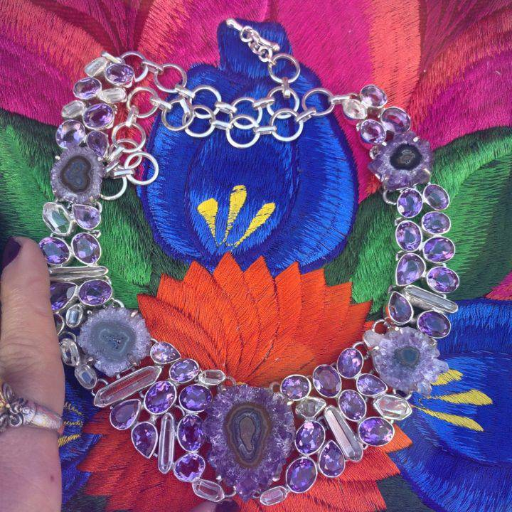 Amethyst Magic Necklace