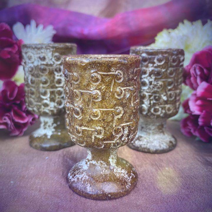 Ancient Wisdom Altar Chalices