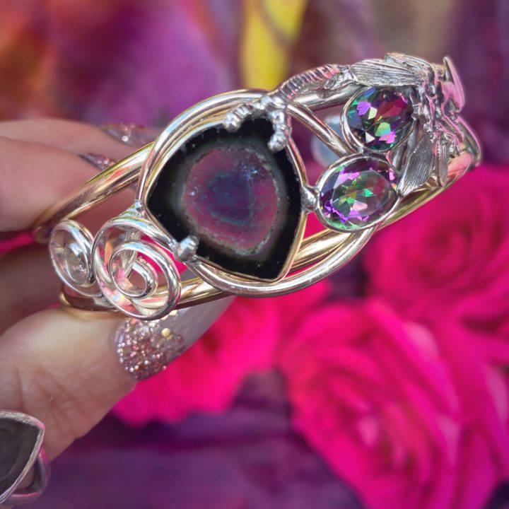 Indicolite Magic Bracelet
