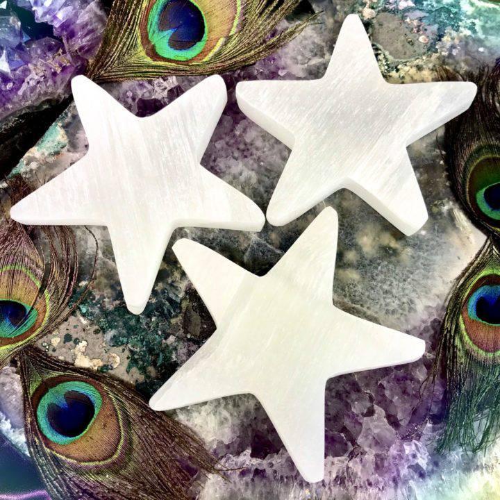Selenite Abundance Stars
