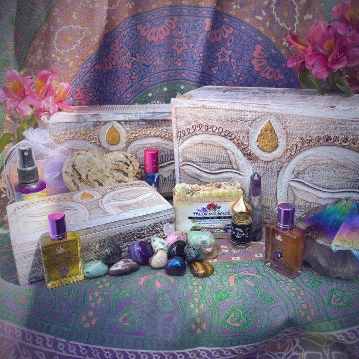 Raise Your Spirit SG Surprise Boxes