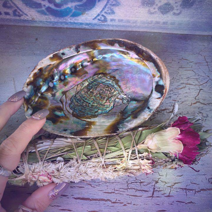 SG Signature Smudge Bundles with Abalone Shell