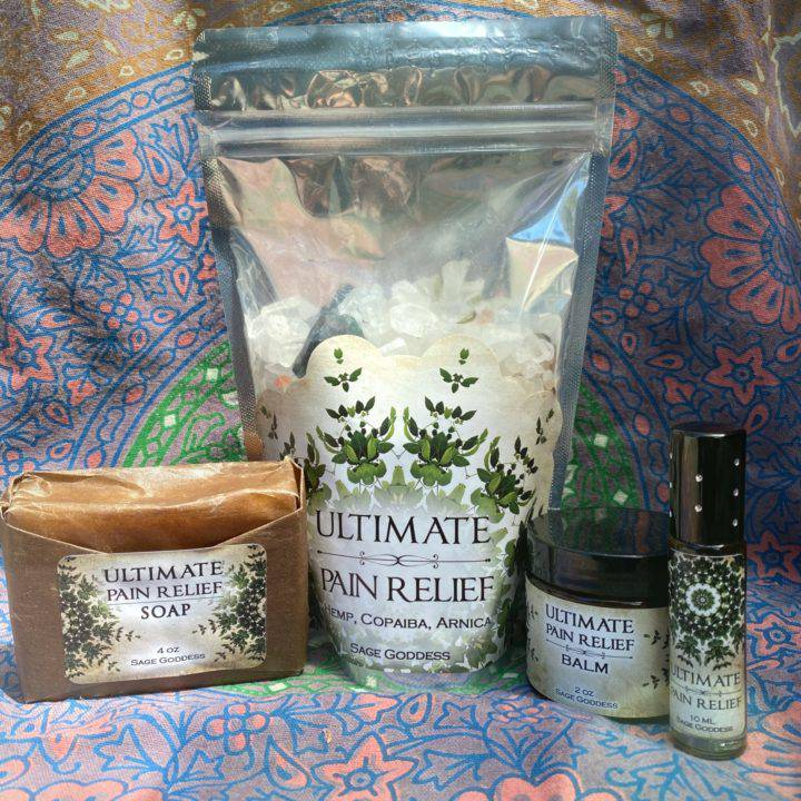Ultimate Pain Relief Set