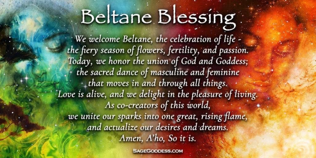 Beltane - The Inextinguishable Fire