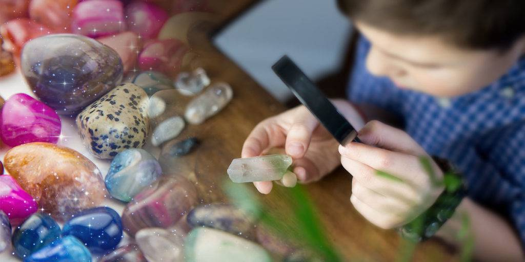 Cultivate the Magic in Children through Crystals and Mindfulness