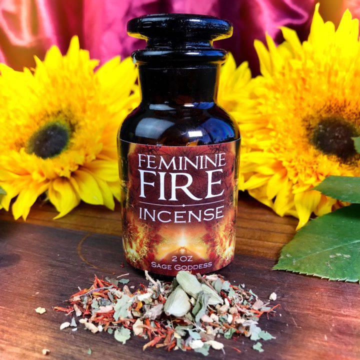 Feminine Fire Solstice Set