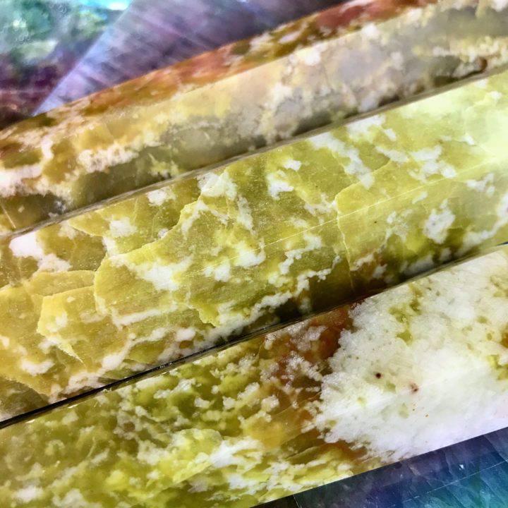 Green Opal Heart Healing Generators