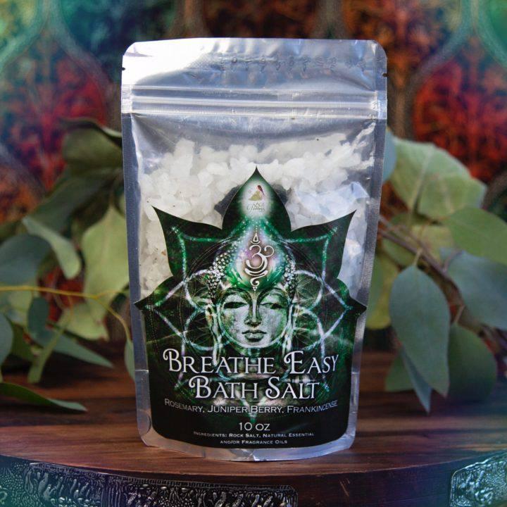 Breathe Easy Bath Salt