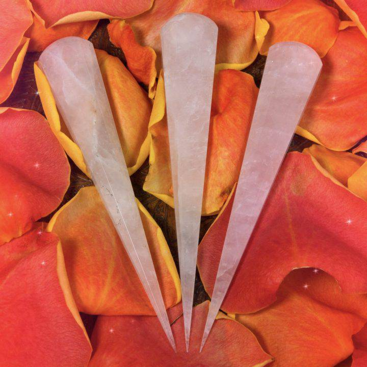 Rose Quartz Energetic Extractors