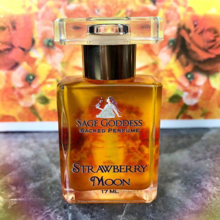 Strawberry Moon Perfume