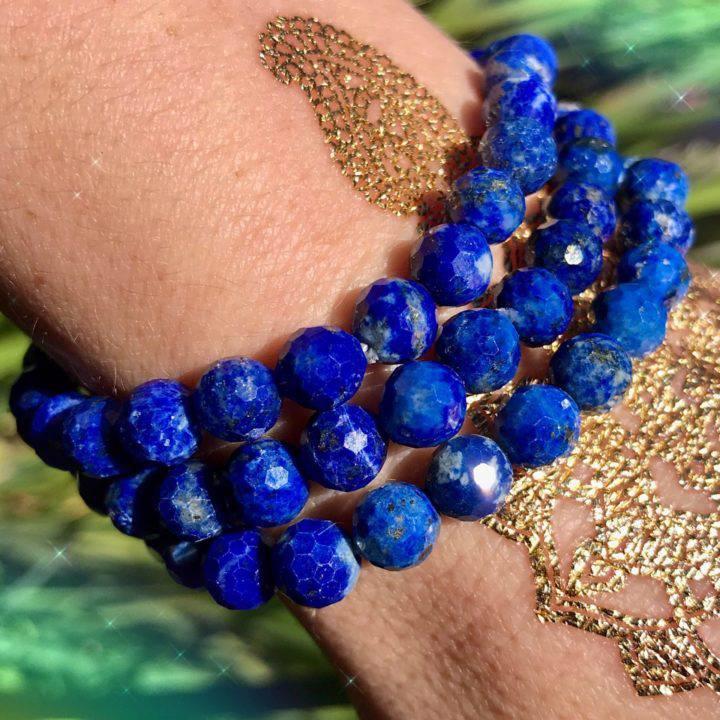 Lapis Lazuli Queens Bracelets