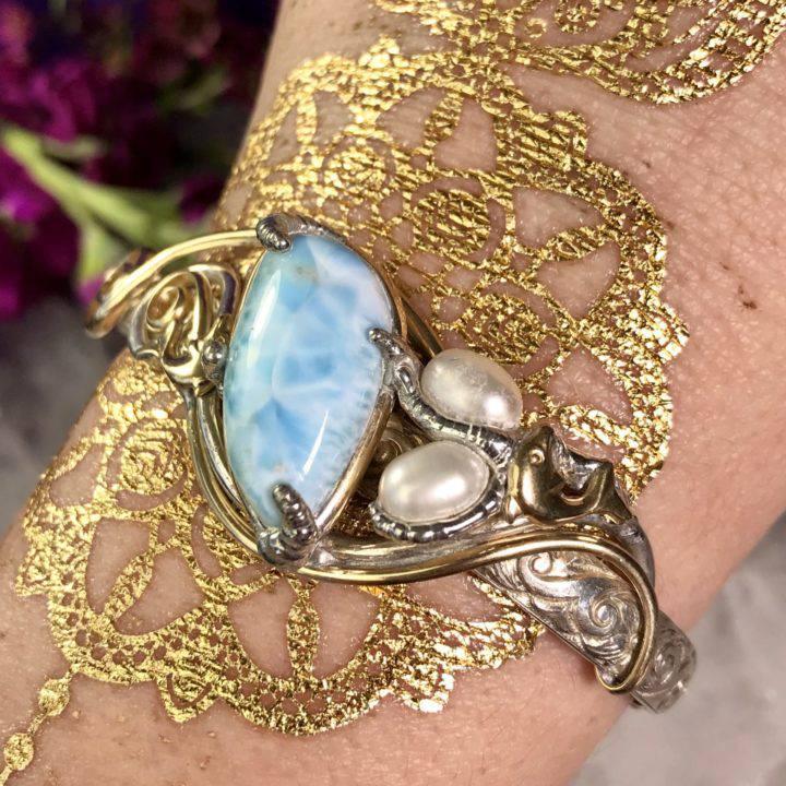 Larimar Magic Bracelet