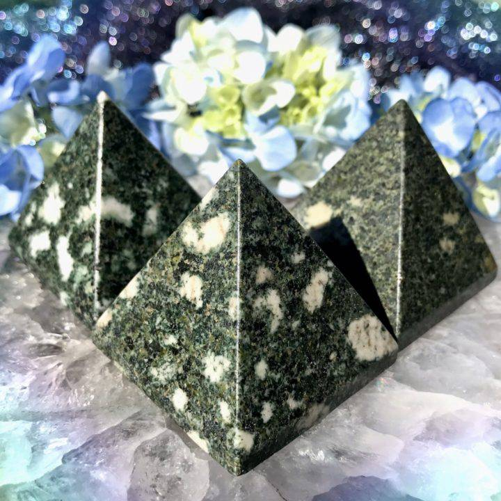 Preseli Bluestone Intuition Pyramids