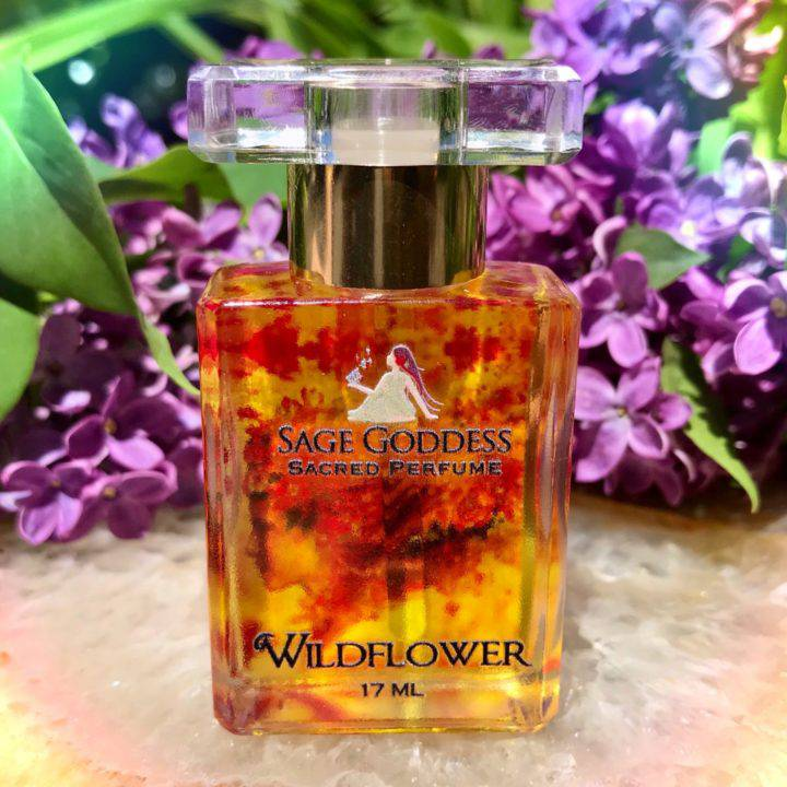 Wildflower Perfume