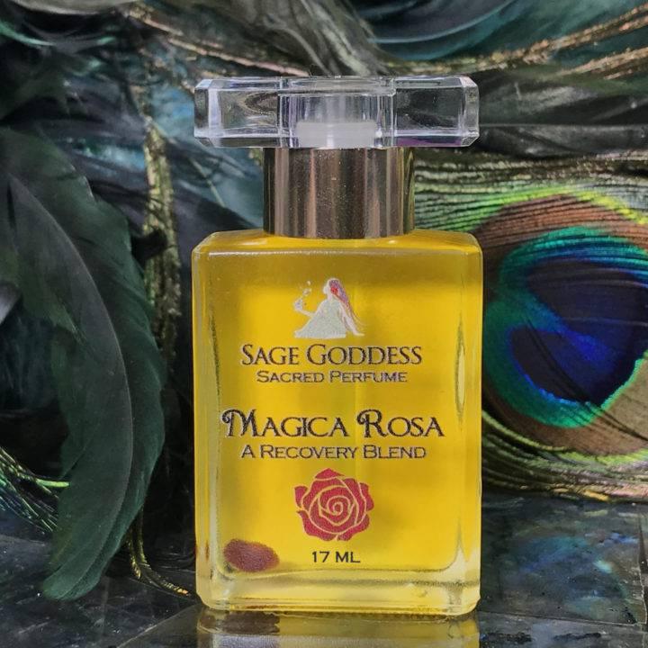 Magica Rosa Perfume