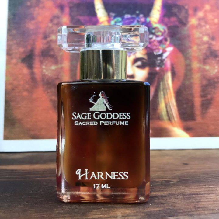Harness Perfume