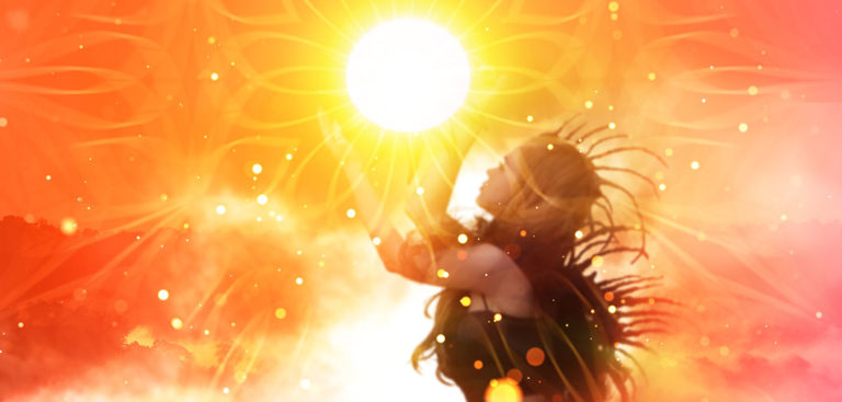 Litha and Summer Solstice – Be Like the Sun