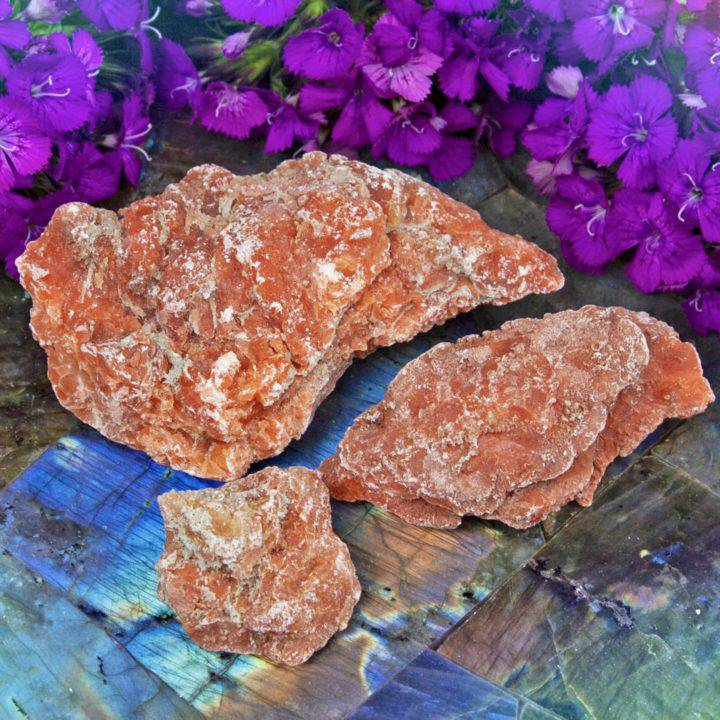 Natural Orange Gypsum