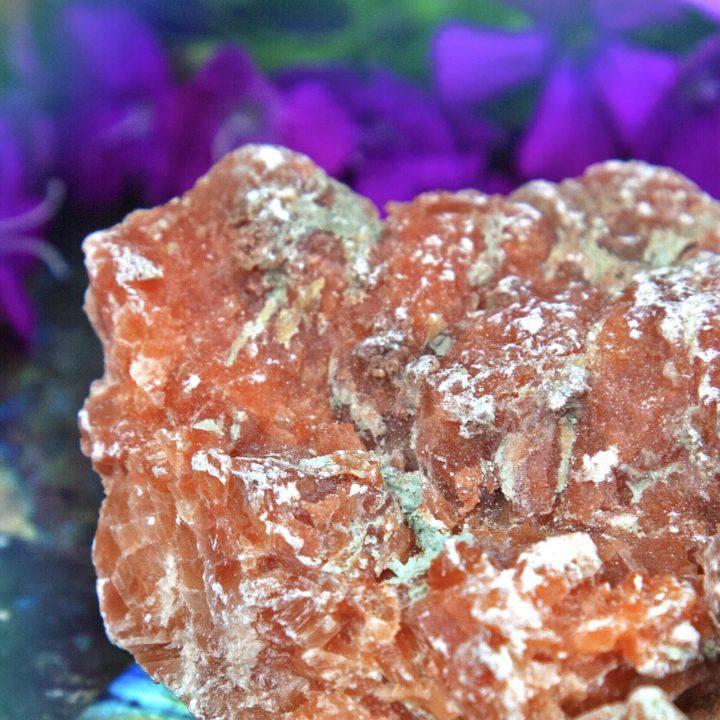 Natural Orange Gypsum
