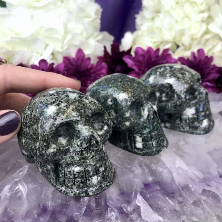 Preseli Bluestone Skulls