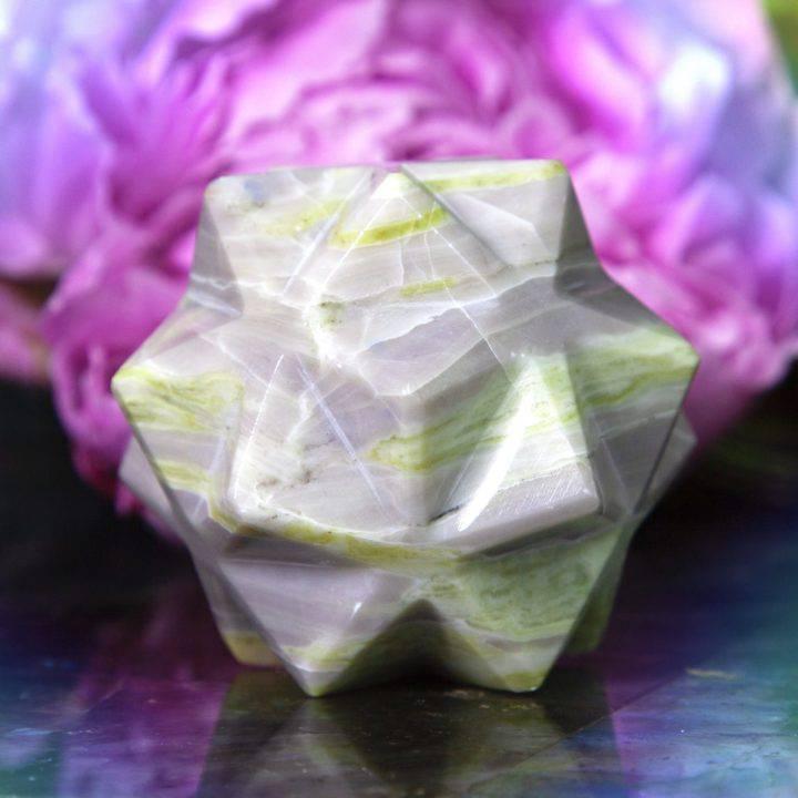 Serpentine 3D Metatron's Cubes
