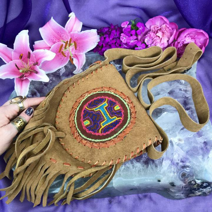 Shipibo Medicine Bag