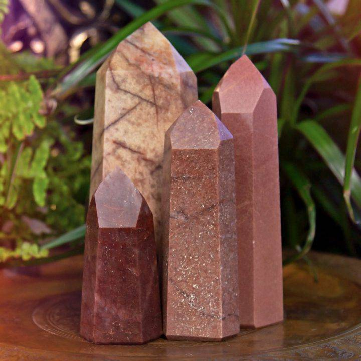 Ultimate Grounding Red Aventurine Generators